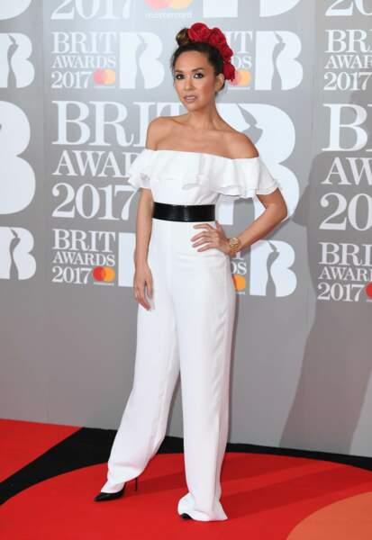 Brit Awards 2017 : Myleene Klass