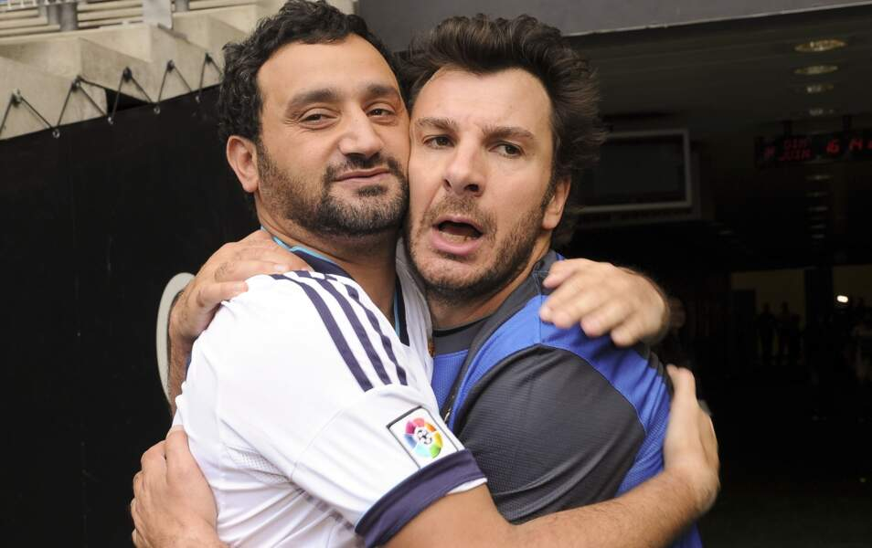 Cyril Hanouna et Michaël Youn