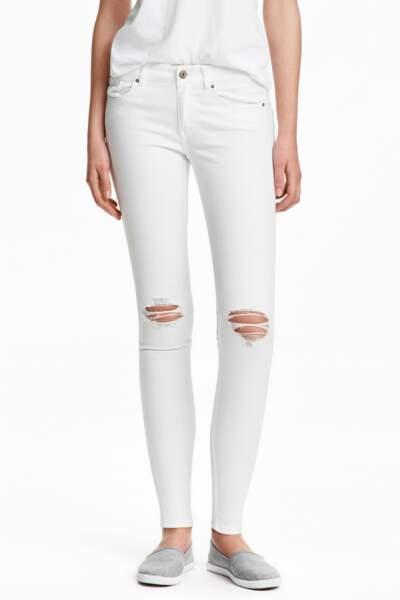 Jean H&M : 24,99€