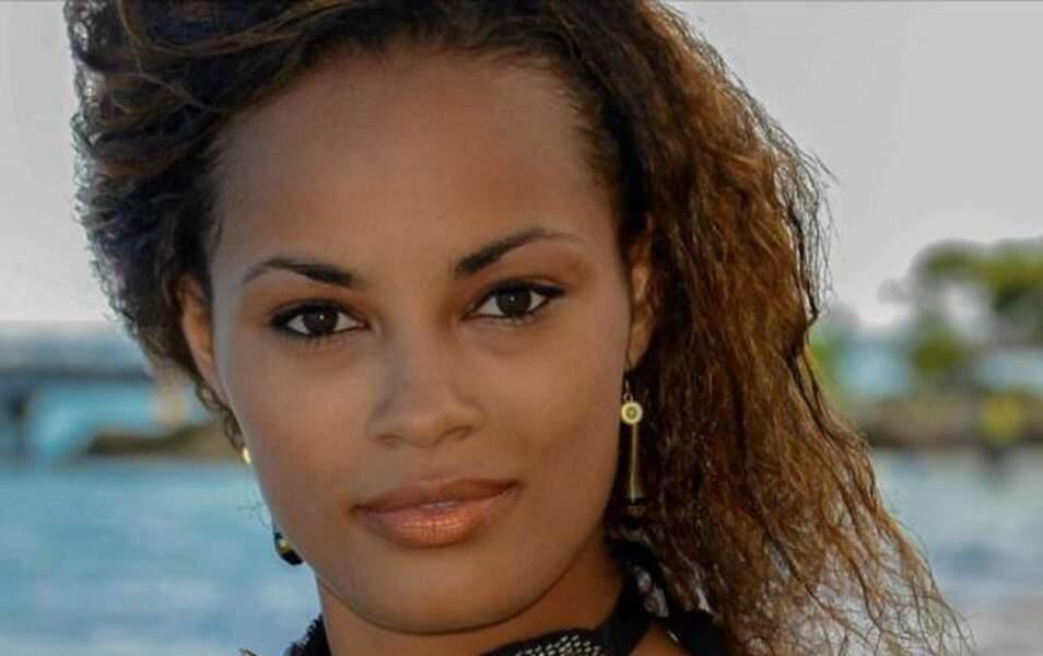 Miss Guadeloupe Sheryna Van Der Koelen, 20 ans, 1m70