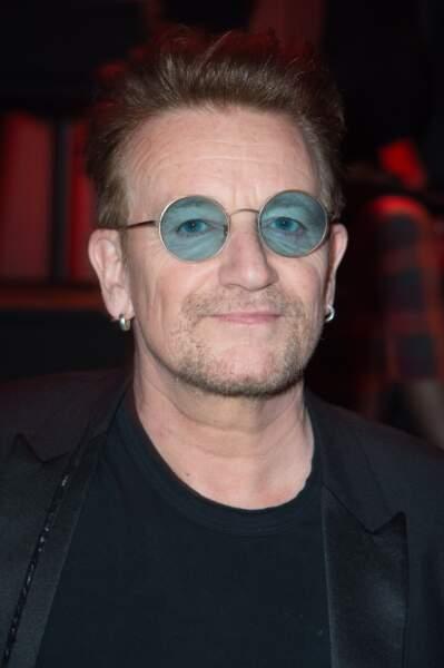 Saurez-vous reconnaître qui sont leurs très célèbres pères : Bono !