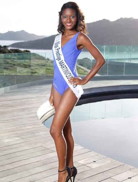 Aurélie GIRAUD, Miss Prestige Martinique
