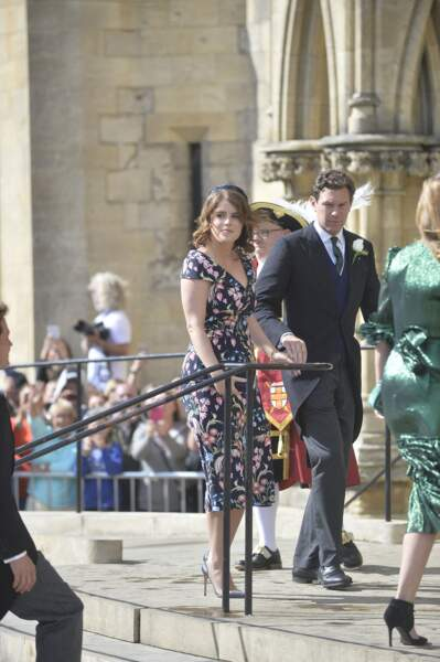 Eugenie d'York au mariage d'Ellie Goulding