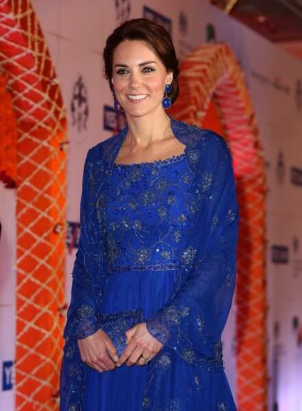 Comme toujours, Kate Middleton était sublime
