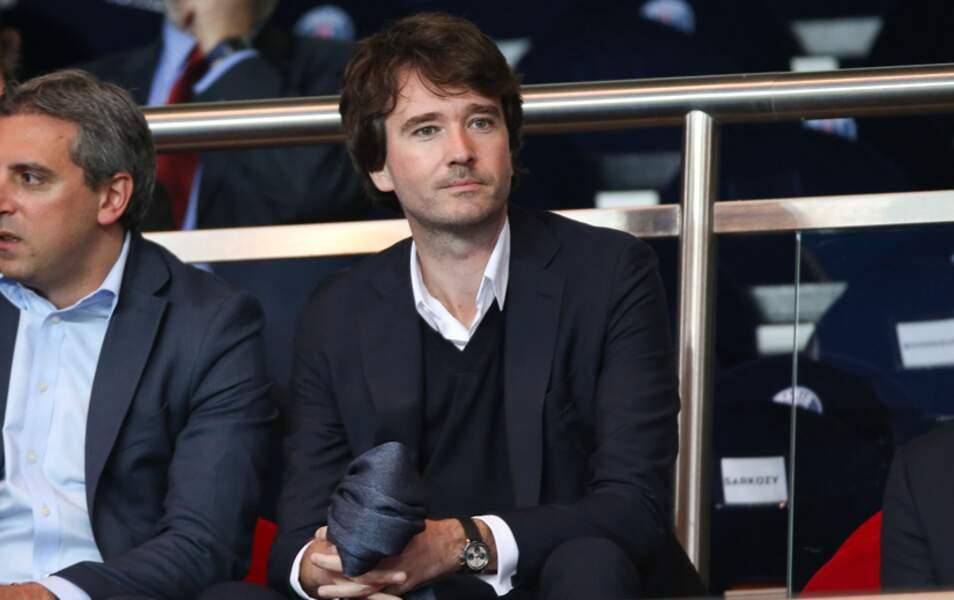 Antoine Arnault, sans Natalia Vodianova qui ne devrait plus tarder à accoucher de leur premier enfant