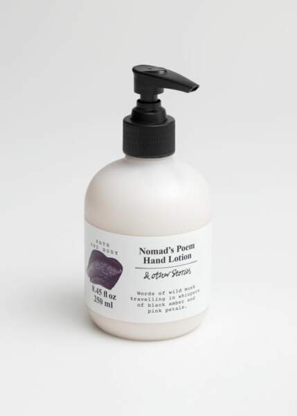 Nomad's Poem Hand Lotion, &Other Stories, 7€