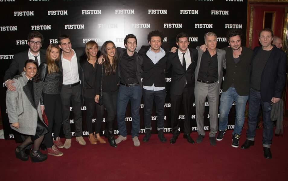 L'équipe du film Fiston