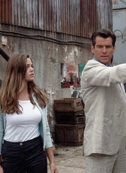 Denise Richards époque James Bond (1999)