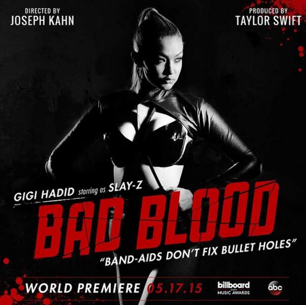 Gigi Hadid, la reine des podiums