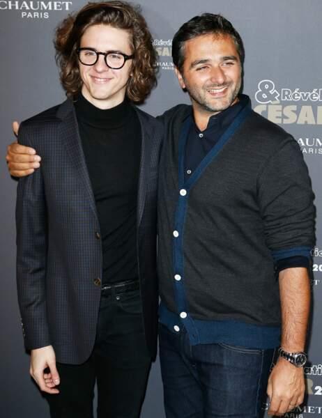 Thomas Soliveres et Olivier Nakache