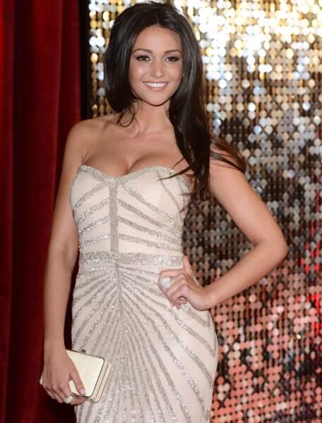 2 – Michelle Keegan, actrice
