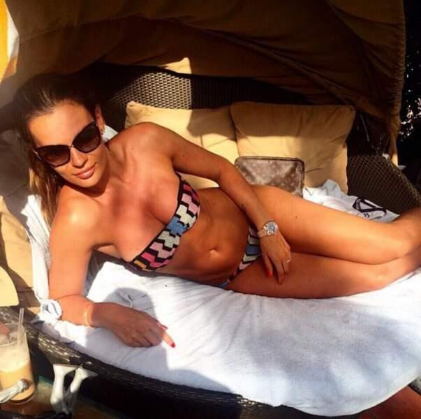 Euro 2016 : voici la très sexy Barbora Skrtel, compagne du joueur slovaque Martin Skrtel