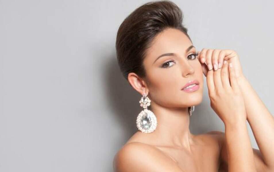 Miss Espagne Elena Ibarbia Jimenez, 18 ans, 1m80