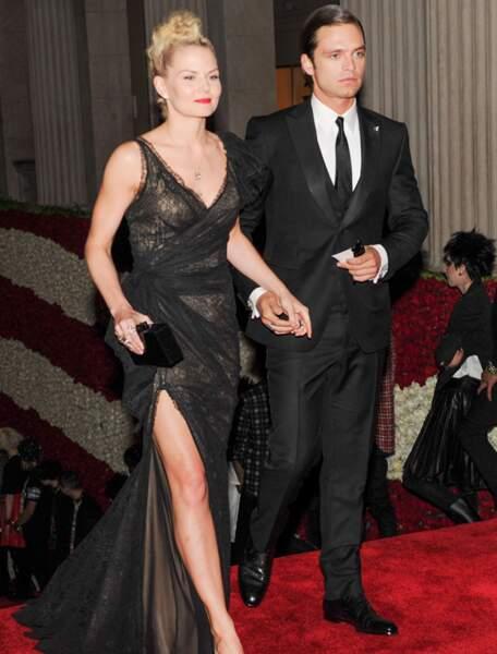 Jennifer Morrison et Sebastian-Stan