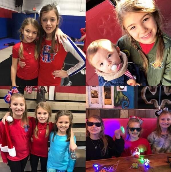 Maddie, la fille de Jamie-Lynn Spears et Casey Aldridge