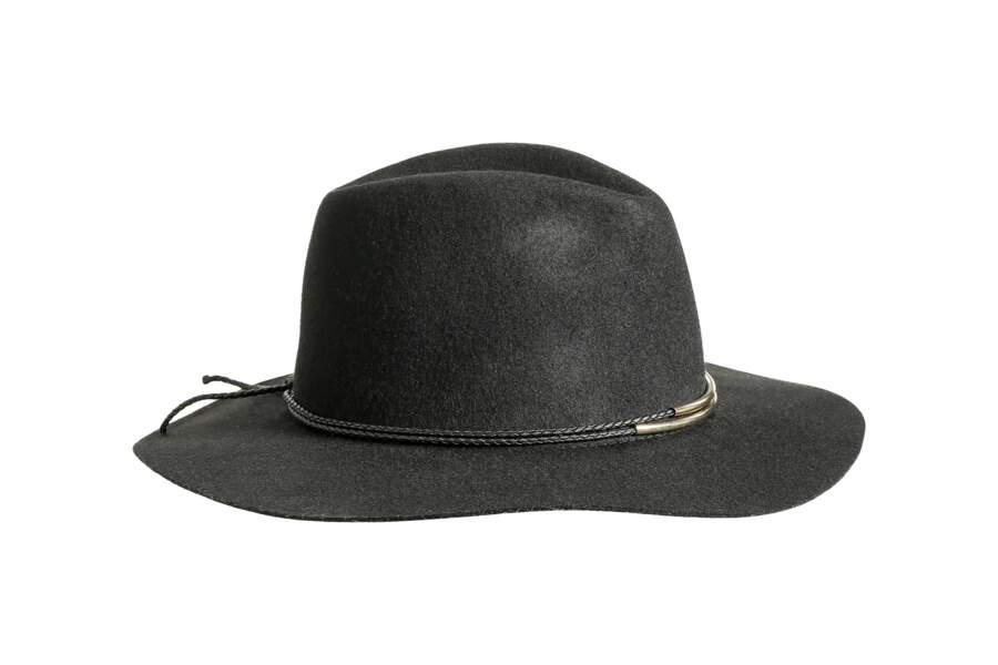 Chapeau. 19€, C&A.