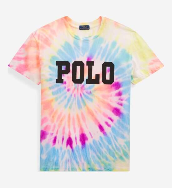 T-shirt Polo, Ralph Lauren aux Galeries Lafayette, 85€