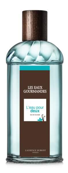Eau de Cologne L'Eau pour Deux, 250 ml 25,90€, Les Senteurs Gourmandes.