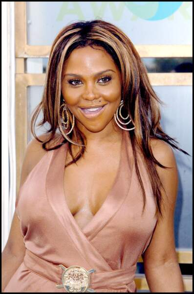 Lil'Kim en 2005: on peut le dire, elle a changé.