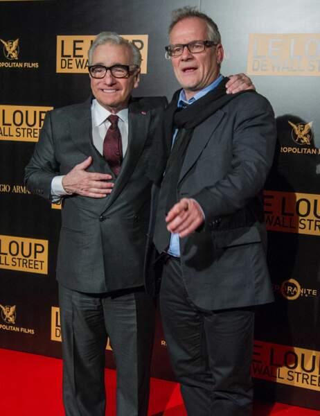Marty et Thierry Frémaux