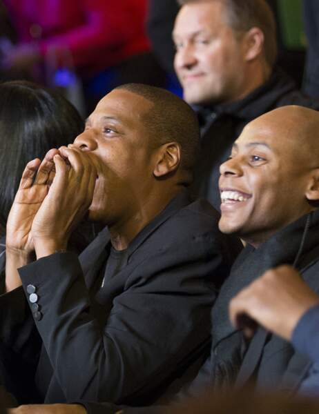 Jay-Z est prêt pour le spectacle