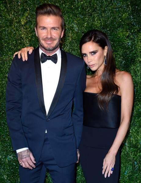 David et Victoria Beckham aujourd'hui...
