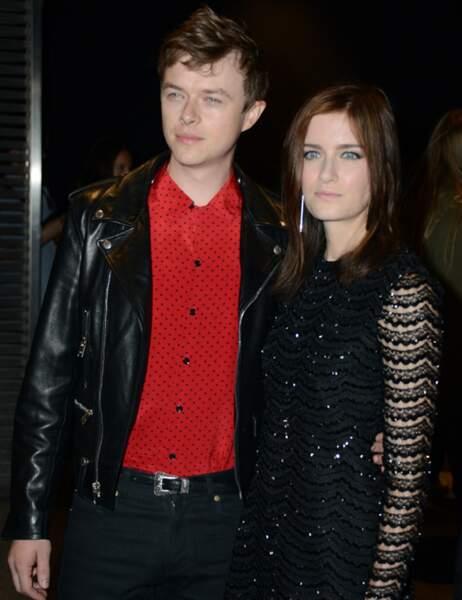 L'acteur Dane Dehaan, vu dans Spiderman, et sa femme Anna Wood