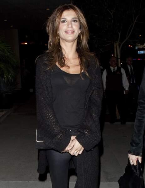 Elisabetta Canalis (ex de George Clooney)