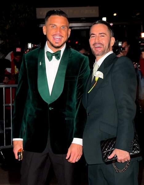 Marc Jacobs a épousé son fiancé Char Defrancesco à New York
