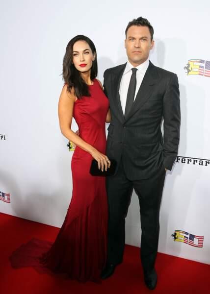 Ces stars de nouveau en couple après une rupture - Megan Fox et Brian Austin Green
