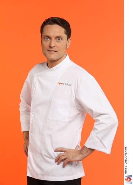 Jean-François Bury, 34 ans, Nanterre / Chef exécutif chez Butard Enescot