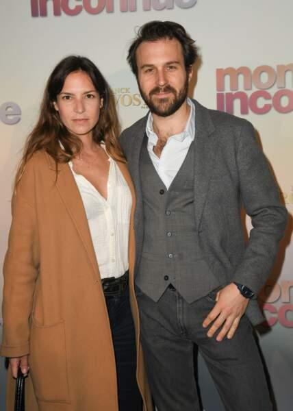 Avant-première de Mon Inconnue au cinéma UGC Normandie, à Paris le 1er avril 2019