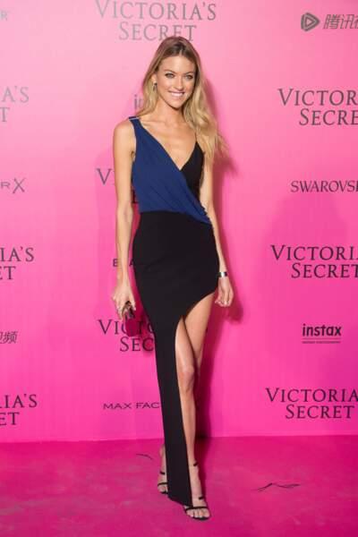 Défilé Victoria's Secret : Martha Hunt (une des BFF de Taylor Swift)