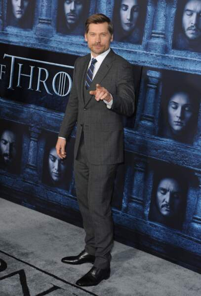 Nikolaj Coster-Waldau (Jaime Lannister de Game of Thrones)