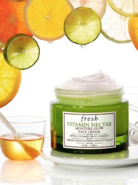 Crème visage aux extraits d'orange et de citron, Fresh, 52€ chez Sephora