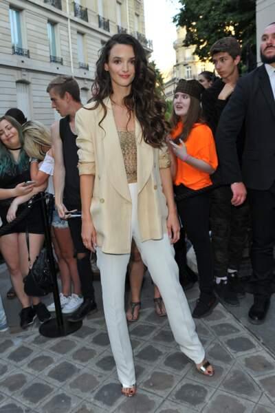 Dîner de la Fondation Vogue - Charlotte Le Bon
