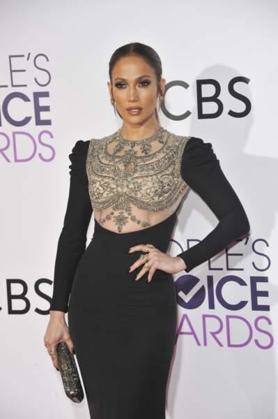 People's Choice Awards 2017 : le nouveau boyfriend de J-Lo, Drake était-il dans les parages ?