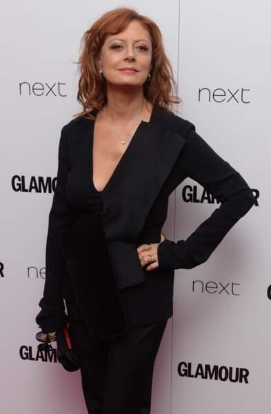 Susan Sarandon aux Glamour Awards