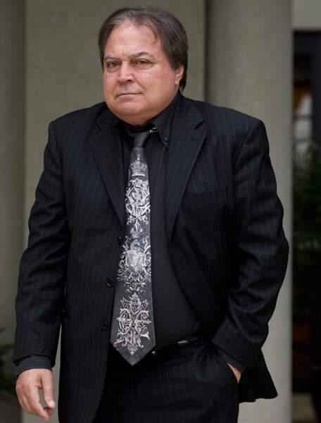 Pasquale qui a d'ailleurs une très belle cravate