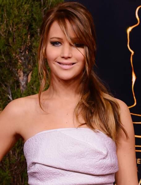 Jennifer Lawrence aux pré-Oscars