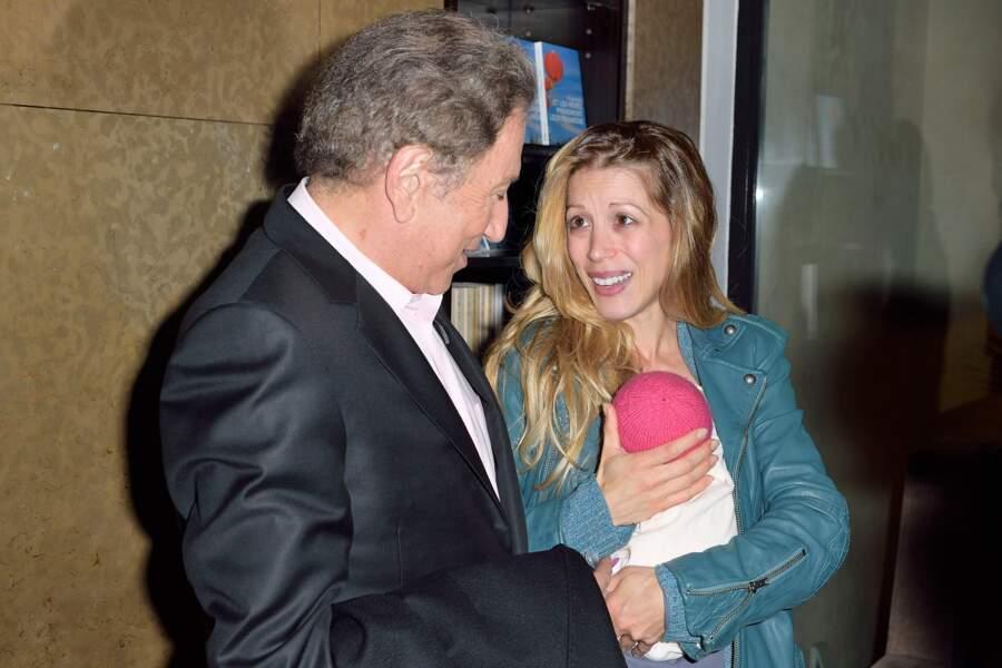 Elle lui a présenté sa fille, Tanya