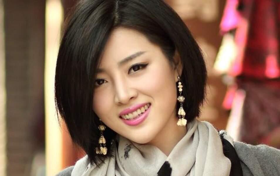 Miss Chine Wei Wei Yu, 24 ans, 1m77