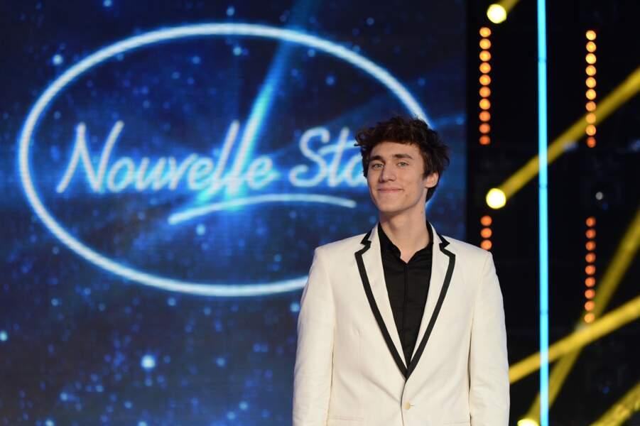 Mathieu, le grand oublié de Nouvelle Star, a enfin sorti un album