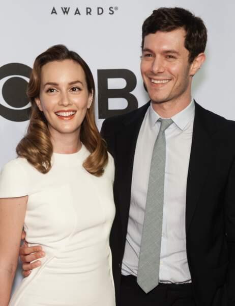 Adam Brody est aujourd'hui marié à Leighton Meester, ex-star de la série Gossip Girl