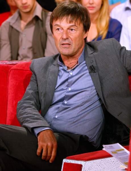 36- L'écolo Nicolas Hulot, toujours présent dans le classement