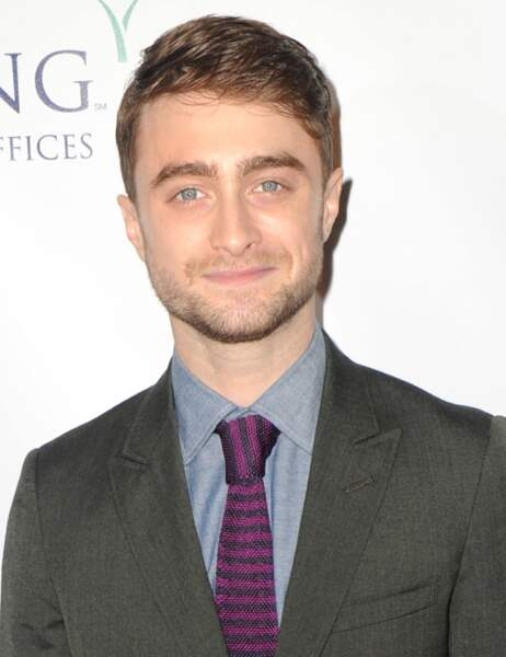 Daniel Radcliffe aujourd'hui