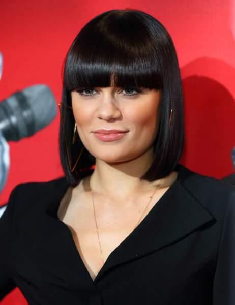 Avant l'arrivée de Kylie, la chanteuse Jessie J assurait le quota féminin du jury britannique