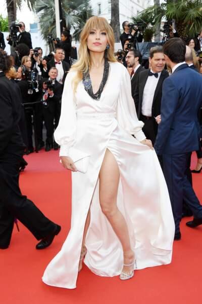 Cannes 2018 - Kristen Stewart envoie valser la bienséance - Petra Nemcova