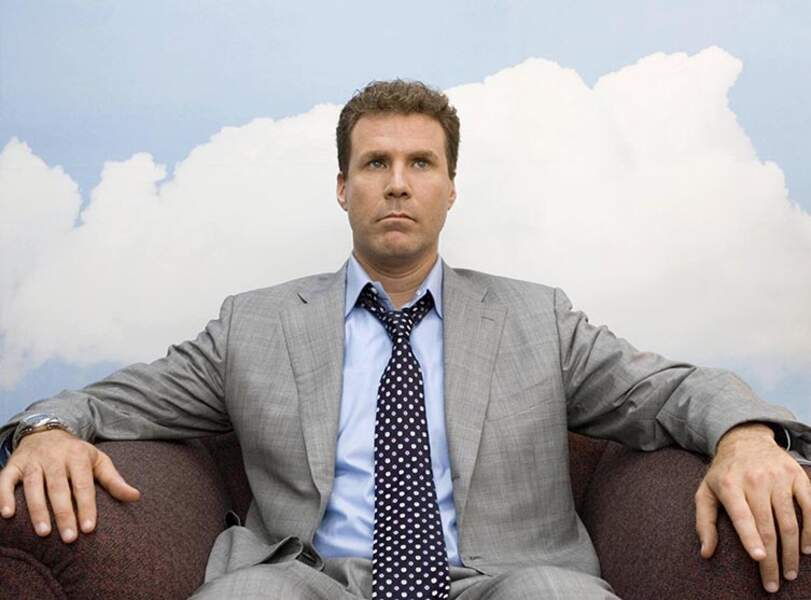 6. Will Ferrell : 6,60 dollars.