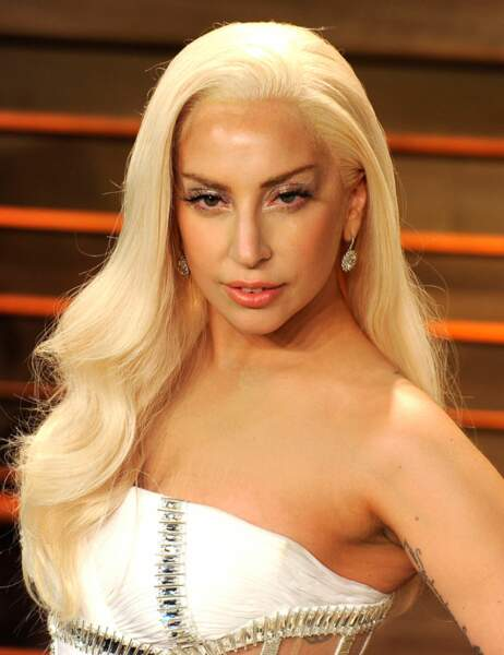 C'est moins le cas aujourd'hui : il s'agit de Lady Gaga